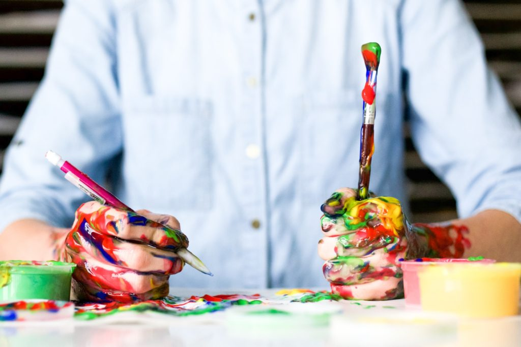 The Curricula for Creativity